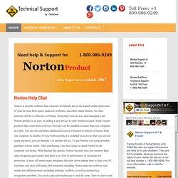 Norton Help Chat, USA Toll-Free: +1-800-986-9249