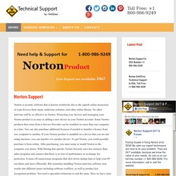 Norton Support in USA, Toll-Free: +1-800-986-9249