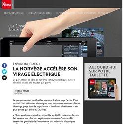 La Norvège accélère son virage électrique