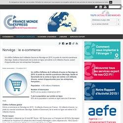 Norvège : le e-commerce