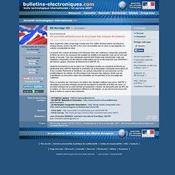 11/21> BE Norvège103> Un procédé optimisé pour le recyclage des coques de bateaux