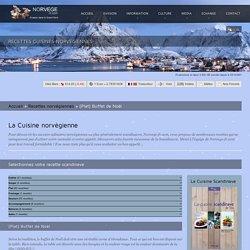 Norvège - Buffet de Noël