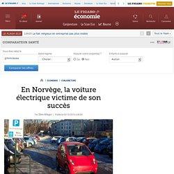 En Norvège, la voiture électrique victime de son succès