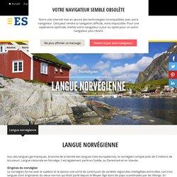 Langue norvégienne - ESL séjours linguistiques