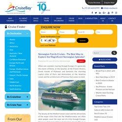 Hurtigruten Norwegian Fjords Cruises