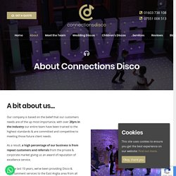 Dj Norwich: Services of wedding disco norfolk, wedding dj norfolk