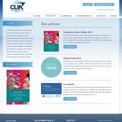 Nos actions - CLIA France