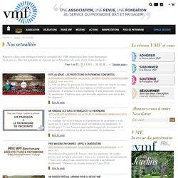 Nos actualités - VMF Patrimoine