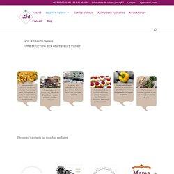 Nos clients - Kitchen On Demand