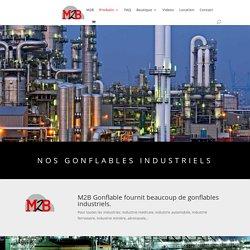 Nos gonflables industriels
