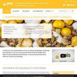 Nos missions interprofessionnelles - GNIS
