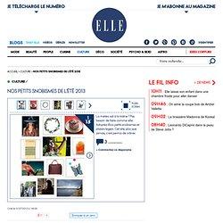 Le nouveau panier c'est le sac Barbès - Nos petits snobismes de l été 2013 - ELLE.fr