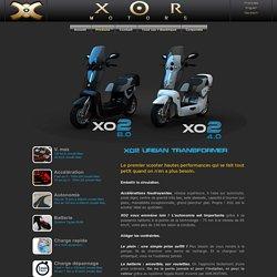 Nos Produits - XOR Motors