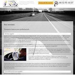 Nos services - MFT