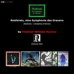 Nosferatu - a Filmarcheology