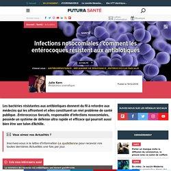 Infections nosocomiales : comment les entérocoques résistent aux antibiotiques
