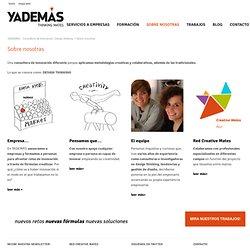YADEMÁS – Consultora de innovación. Design thinking.