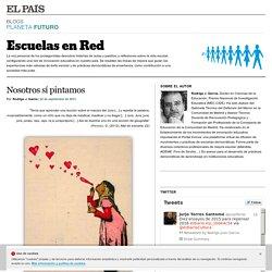 Nosotros sí pintamos >> Escuelas en Red