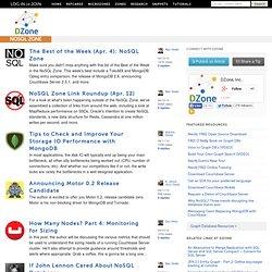 NoSQL Zone
