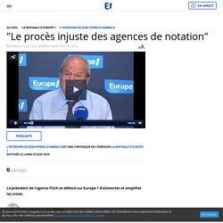 """L'interview de Jean-Pierre Elkabbach : """"Le procès injuste des ag"""