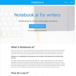 Notebook.ai