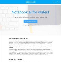 Notebook.ai