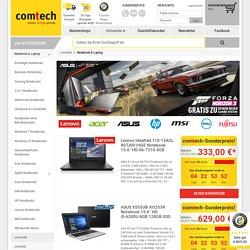 Notebook & Laptop günstig online kaufen