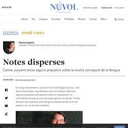 Notes disperses