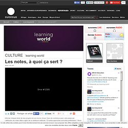 euronews, learning world