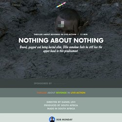 Nothing about nothing by Daniel Levi