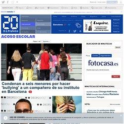 Acoso escolar - Noticias, Fotos, Encuestas y Trivials de Acoso escolar en 20minutos.es