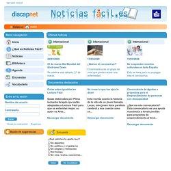 Noticias Fácil.es. Portada