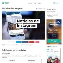 Noticias de Instagram - Onlypult blog - El blog Onlypult