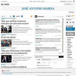 Noticias sobre José Antonio Marina
