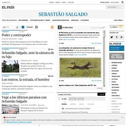 Noticias sobre Sebastião Salgado