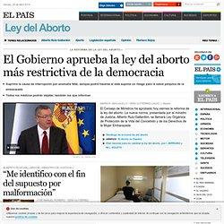 Noticias sobre Ley del Aborto
