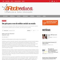 Portal de noticias sobre tecnologias para educação