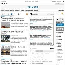 Noticias sobre Tsunami