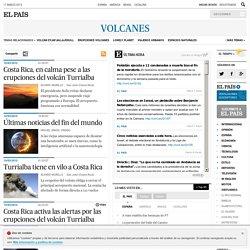 Noticias sobre Volcanes