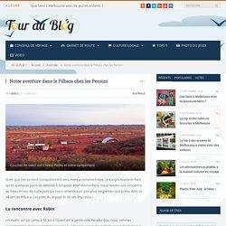 Notre aventure dans le Pilbara - Tour du Blog
