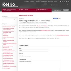 » Des nouvelles ressources en ligne pour développer les compétences essentielles