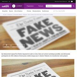 Notre cerveau et les fake news : la vérité prise en défaut