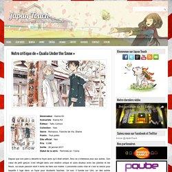 Japan Touch: Notre critique de « Qualia Under the Snow »