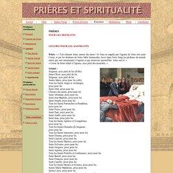 Notre-Dame de Fatima : Prieres