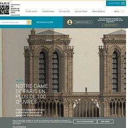 Notre-Dame de Paris en plus de 100 œuvres