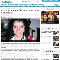 «Pour nous, notre fille est morte à cause du Gardasil» - 08/04/2014