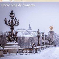 Notre blog de français: conditionnel