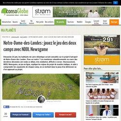 Notre-Dame-des-Landes : jouez le jeu des deux camps avec NDDL Newsgame
