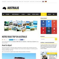 Notre Road Trip en Australie