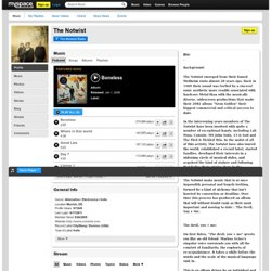 The Notwist (Official Myspace) sur MySpace Music - Ecoute gratuite de MP3, Photos et clips vidéos